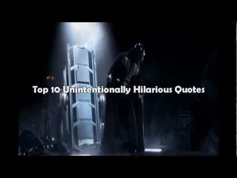 Top 10 Unintentionally Hilarious Quotes