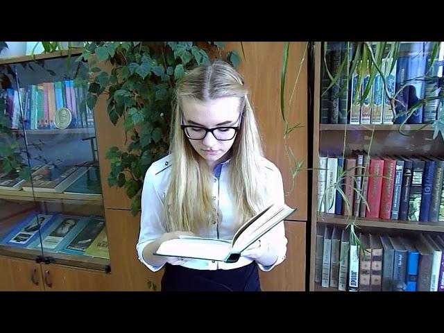 """Изображение предпросмотра прочтения – «8""""В""""» читают отрывок изпроизведения «Матрёнин двор» А.И.Солженицына"""