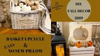 DIY FALL DECOR 2019-DIY FALL DECORATING IDEAS-FALL DECOR