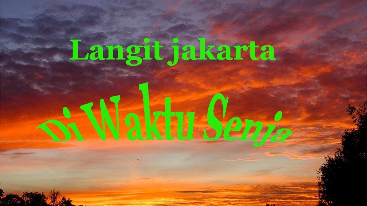 LANGIT JAKARTA 20 FEBRUARI 2018