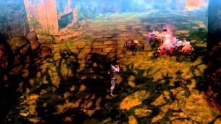 Dungeon Siege 3 Katarina trailer
