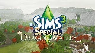 DIE SIMS 3 Special [LETS PLAY] Dragon Valley - Reiseabenteuer 1/4