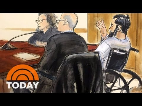 NYC Terror Attack Suspect Sayfullo Saipov Asks To Hang ISIS Flag In Hospital Room | TODAY