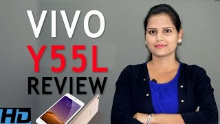 Vivo Y55L Unboxing and Review Hindi | 4G & LTE | Battery | Camera | Specifications | Price | Ratings