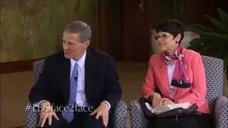 How Can I Recognize Revelation? (Elder and Sister Bednar) #LDSface2face