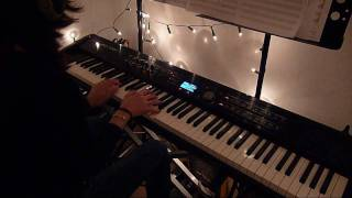 Depeche Mode -  Johnny Cash - Personal Jesus - piano cover [HD]