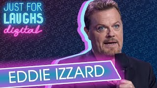 Eddie Izzard Stand Up - 2013