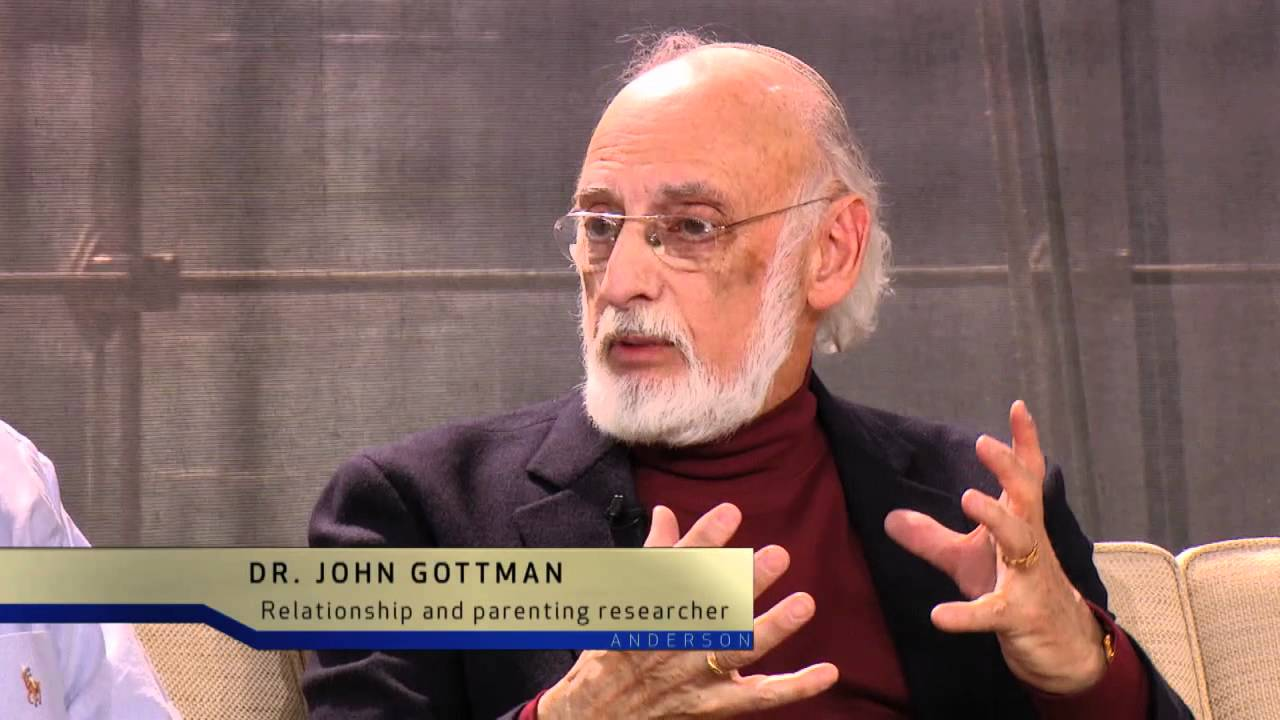 John gottman divorce