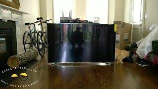 Samsung 65-inch F9000 UHDTV (4k) Unboxing & Setup