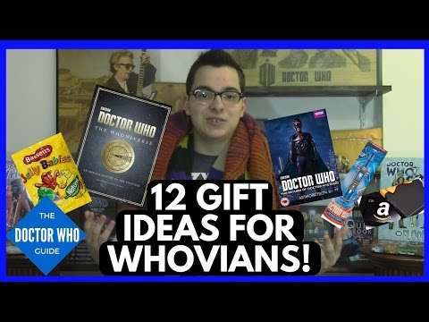 Doctor Who Gifts - 12 Gifts for Doctor Who Fans!