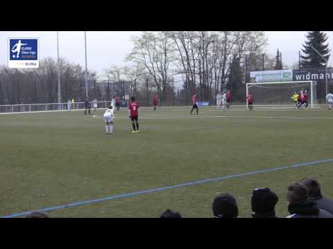 EnBW Oberliga C-Junioren: VfR Aalen vs. TSV Amicitia Viernheim