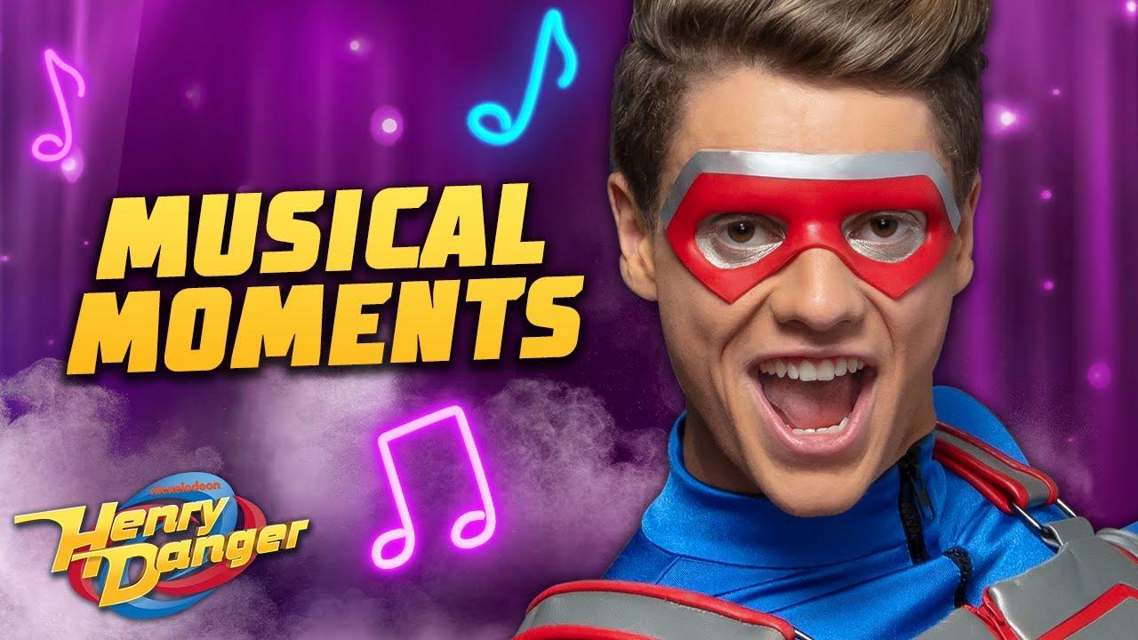 Download Henry's Most MUSICAL Moments! 🎶    Henry Danger