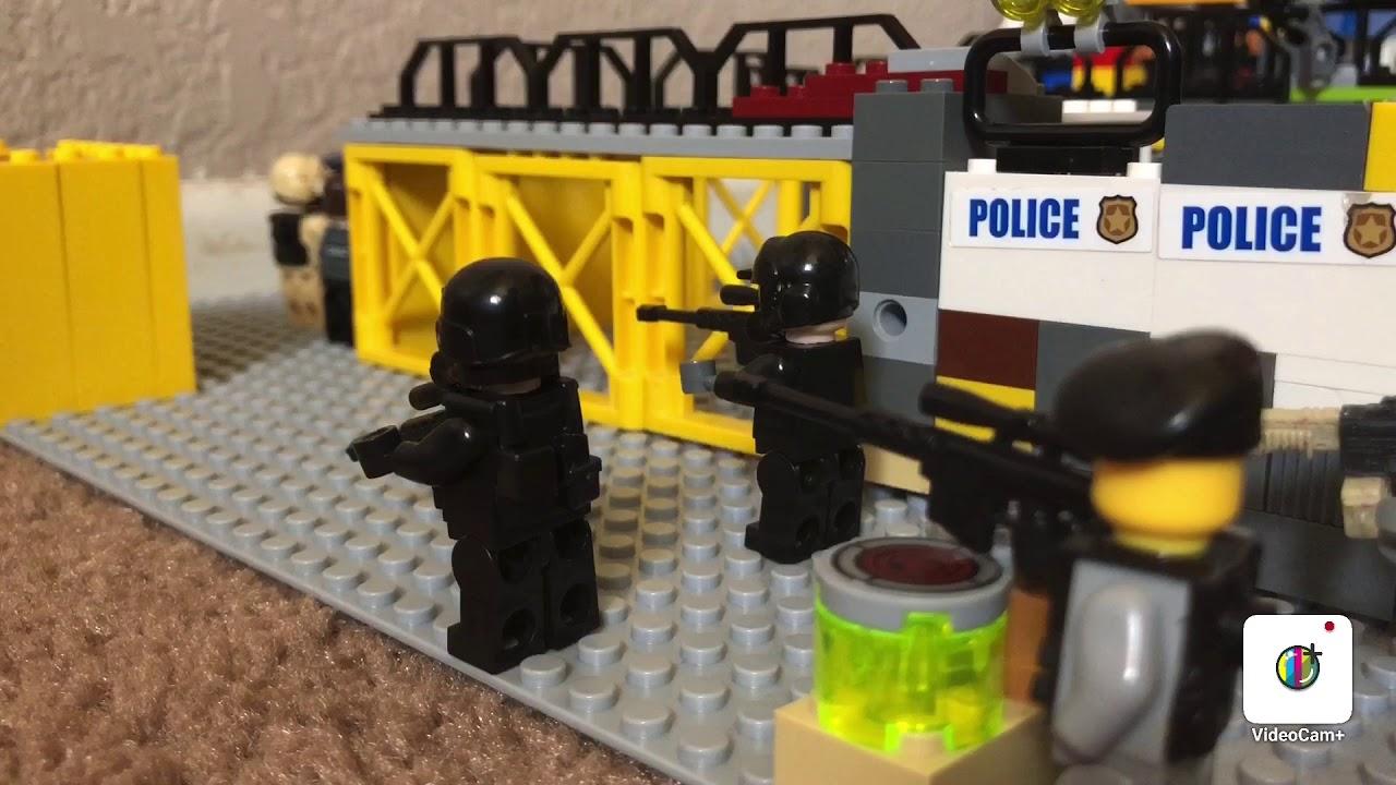 LEGO Zombie Outbreak - YouTube