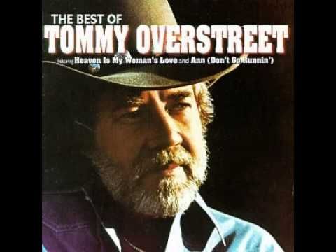 Tommy Overstreet -- Don't Go City Girl On Me
