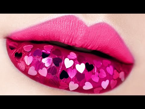 Professionally Realistic Lip Tutorials in Photoshop || 5 best Lipstick Tuts thumbnail