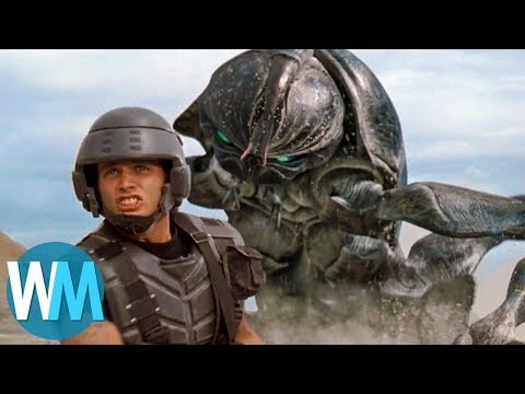 Top 10 Most Violent Sci-Fi Movies