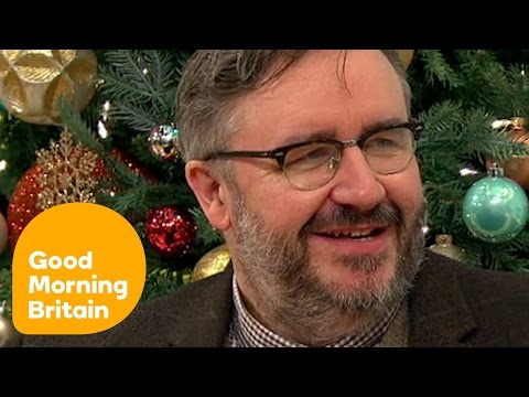 Mark Benton on The Halcyon and Strictly Come Dancing  Good Morning Britain