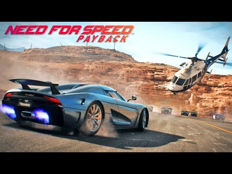 Need for Speed Payback: Primeira Gameplay - Playstation 4 / Xbox One