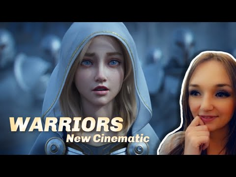 SSSunshine Reacting To Warriors - Season 2020 Cinematic - League Of Legends