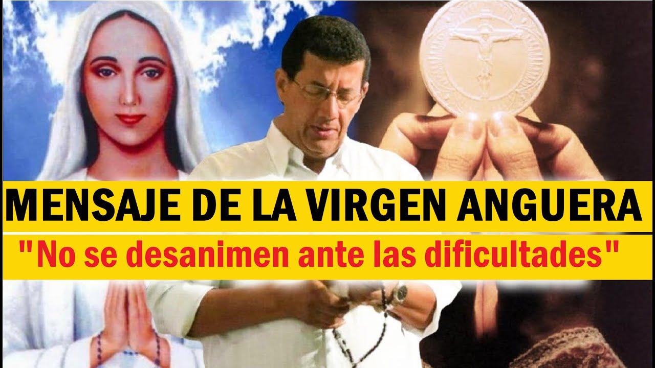"""MENSAJE REVELADOR DE LA VIRGEN MARÍA """"VIVEN EN EL TIEMPO DE LAS GRANDES PRUEBAS"""""""