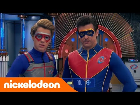 Henry Danger | Il ritorno del Dr Myniak | Nickelodeon