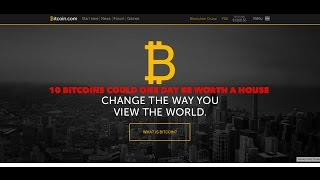 10 BITCOINS COULD ONE DAY BE WORTH A HOUSE. MINE BUY HOLD