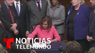 Noticias Telemundo, 15 de enero 2020 | Noticias Telemundo