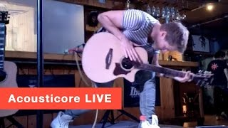 Tobias Rauscher Acousticore LIVE In China Mobile Video