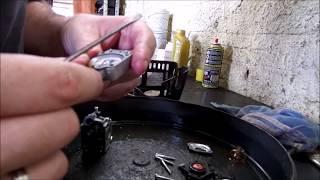 Revisão Roçadeira Toyama RT43 L - O Primeiro Vídeo do Canal - Seja Bem Vindo as Manutenções! thumbnail