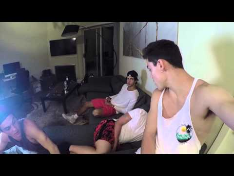 Jake Paul - Daily Life - Day 23 Why is Everyone in my Bed?