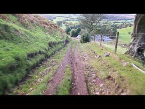 Green Lanes In A Dacia Duster - Far Gatten/Near Gatten Farm, Shropshire