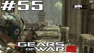 """RANK 98"" - Gears of War 2 Road to Rank 100 LIVE w/ Shadowz #55"