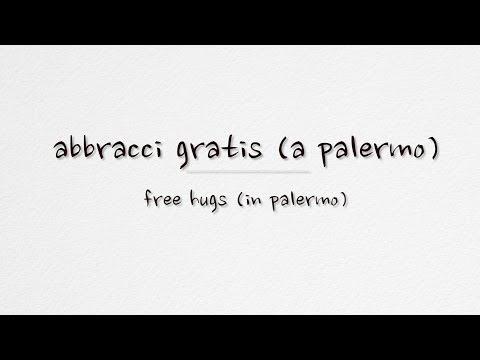 Abbracci gratis (a Palermo)