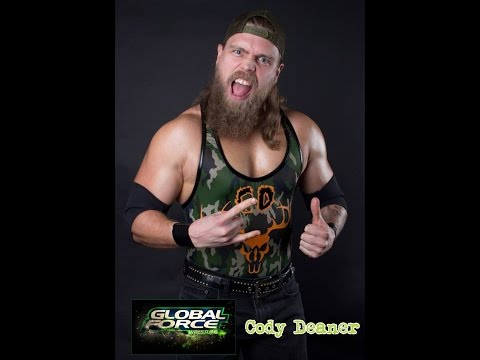 Cody Deaner Talks WWE, TNA, Global Force Wrestling & The Maritimes!