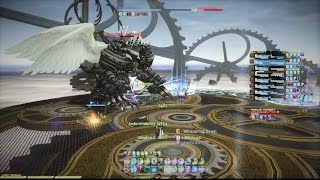 ffxiv ost alexander prime a12 bgm only second phase with timestop