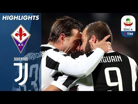 Fiorentina - Juventus 0-2 - Highlights - Giornata 24 - Serie A TIM 2017/18