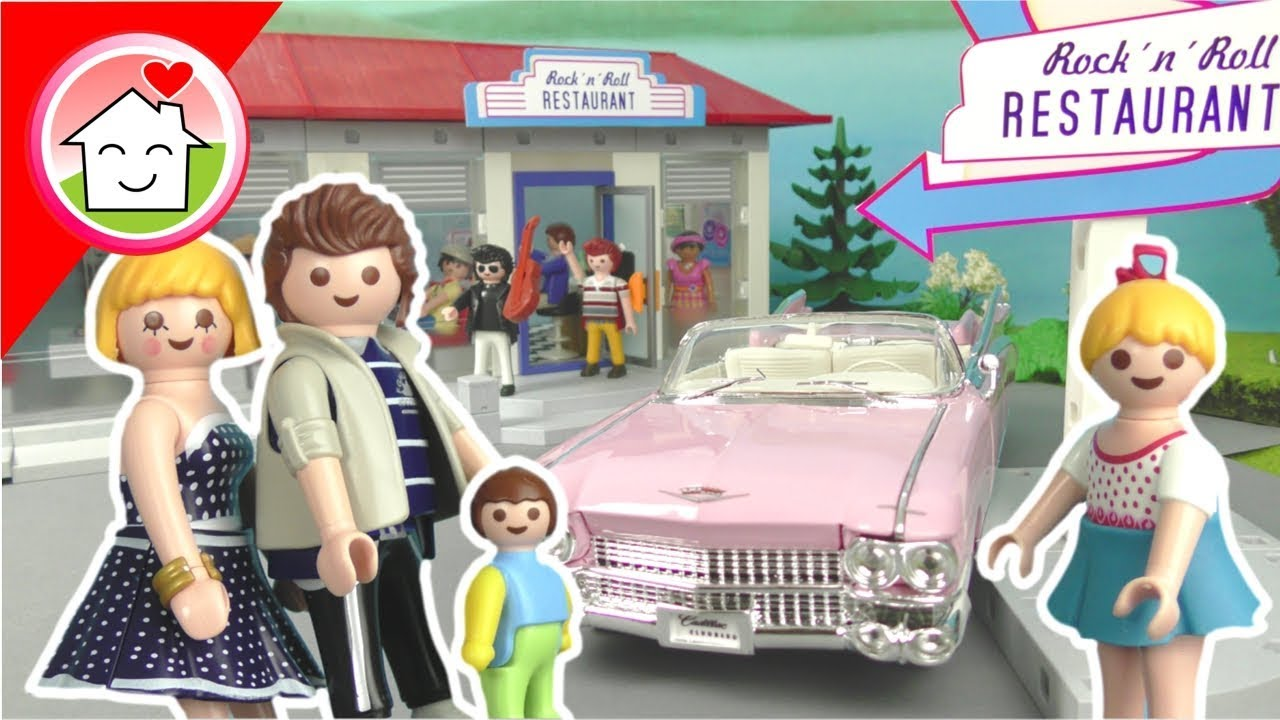 Playmobil Familie Hauser Youtube