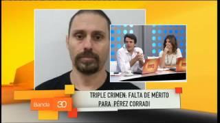 LARISA SERRANO - FALTA DE MÉRITO PARA PÉREZ CORRADI