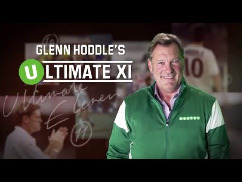 Glenn Hoddle's Ultimate XI