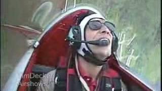 Tim Decker Airshows Media Ride