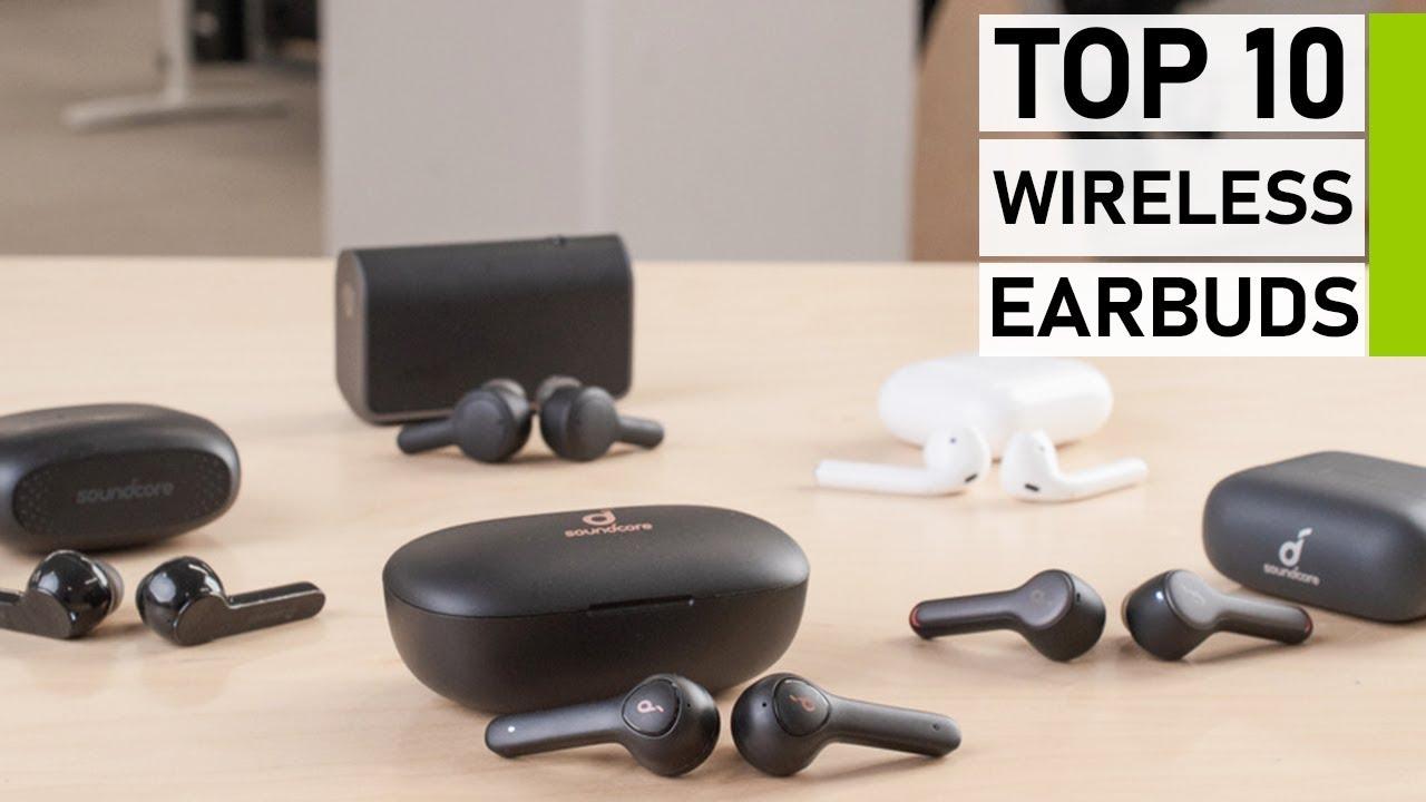 Top 10 Best Budget True Wireless Earbuds Youtube