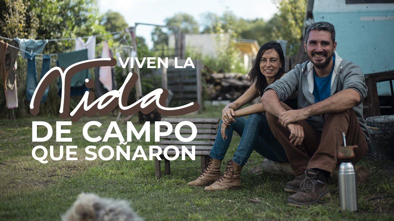VIVEN LA VIDA DE CAMPO QUE SOÑARON   FT. @Permacultura Holistica