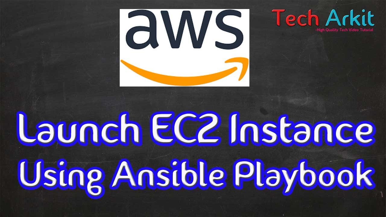 Ansible Automation   Launch EC2 Instance Using Ansible Playbook