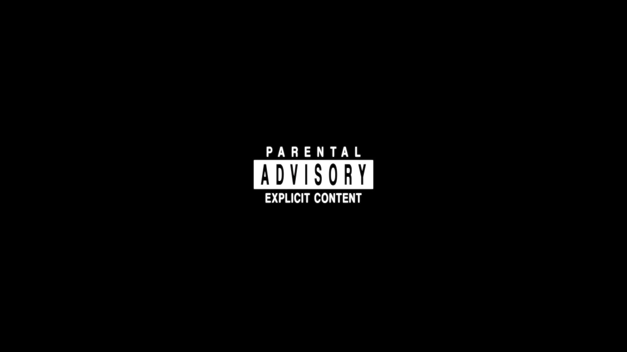 Download Parental Advisory Explicit Content Animated Warning Label - Free Stock Footage 4K