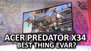 Acer Predator X34 Gaming Monitor - Awesome Stuff Week 2015