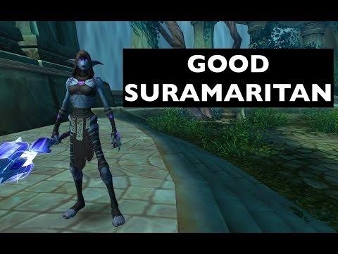 Good Suramaritan   World of Warcraft: Legion Achievement Guide