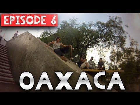 Solo Backpacking Mexico // Episode 6: Oaxaca