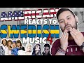 American REACTS // Swedish Music 4