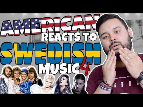 American REACTS // Swedish Music 4
