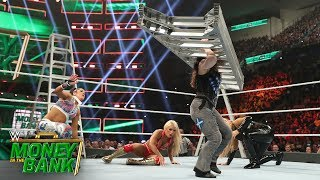 Nikki Cross turns a ladder into a lethal weapon: WWE Money in the Bank 2019